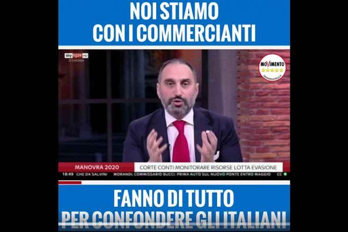 Gubitosa (M5S): «Mi dispiace sentire colleghi di Fratelli d'Italia dire il falso in tv allo scopo di terrorizzare i cittadini»