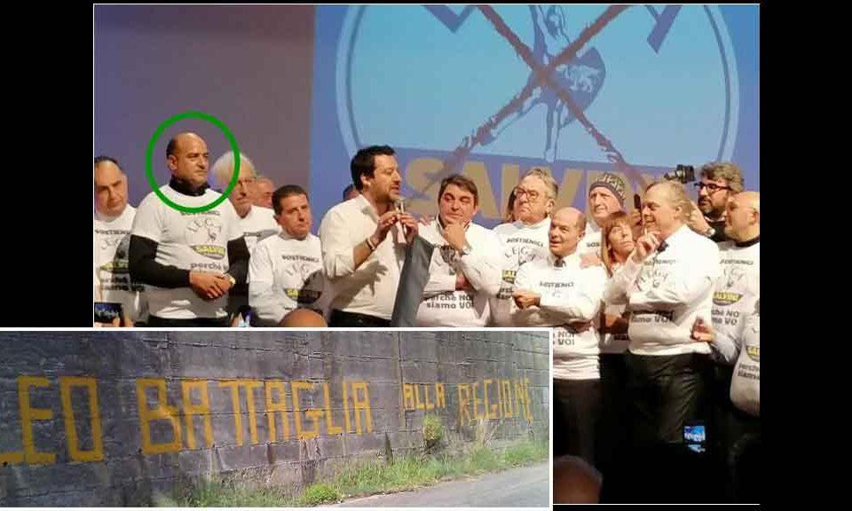 Scontro Salvini-Sardine, la Lega