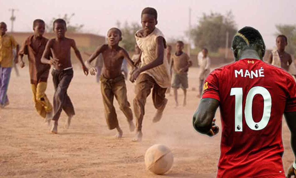 Le gesta di Sadio Mané, fenomeno sul campo da calcio ma sopratutto campione di umanità e solidarietà
