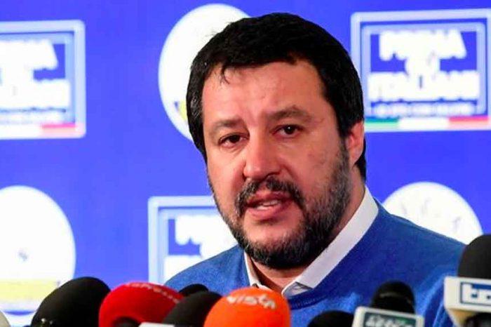 Salvini sui pescatori italiani in Libia è un disco rotto