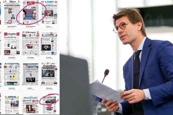 Corrao (M5S) attacca stampa e tv: 'Incredibile che nessuno parli degli incontri tra Berlusconi e il boss Graviano'
