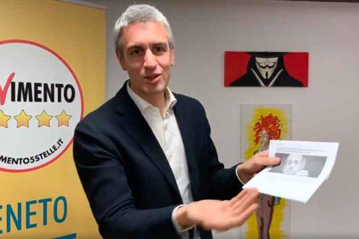 Berti (M5S): «7 mln in più di stipendi, 10 nominati in più e mandati illimitati. Ecco la casta leghista»