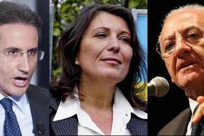 Sondaggi Campania: il candidato del centrodestra è avanti su Ciarambino (M5S) e De Luca (PD)