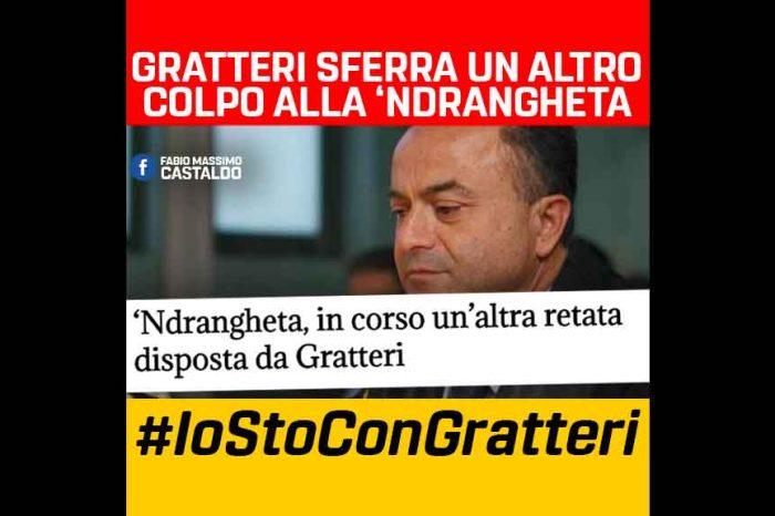 Nicola Gratteri sferra un altro colpo alla 'ndrangheta