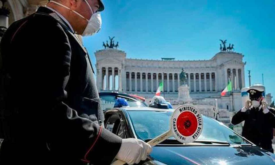Stretta sui furbetti del Coronavirus. Sette arresti e 43 denunce a Roma