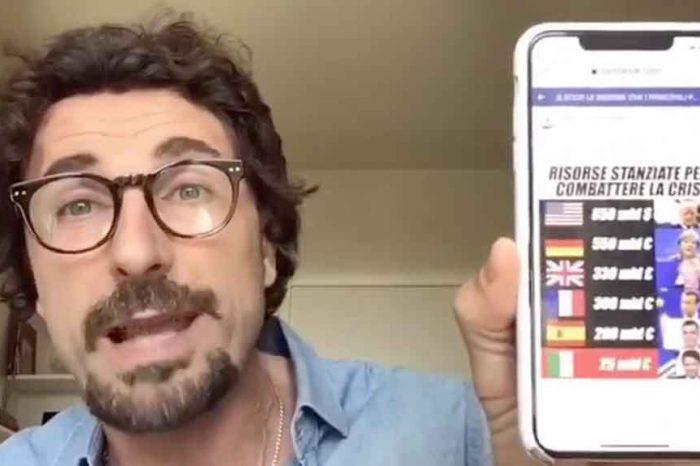 Coronavirus, Toninelli: «Colossale fake news della Lega sui soldi stanziati dall'Italia»