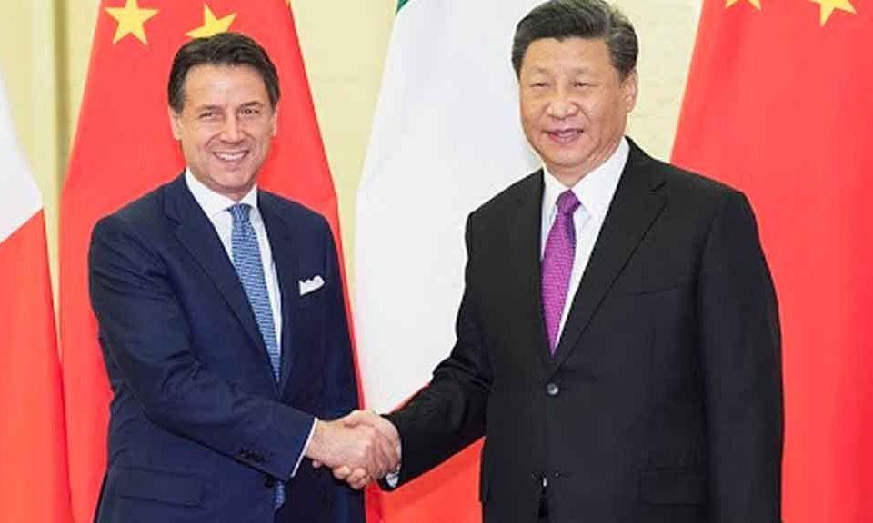 Virus, Xi Jinping telefona a Mattarella