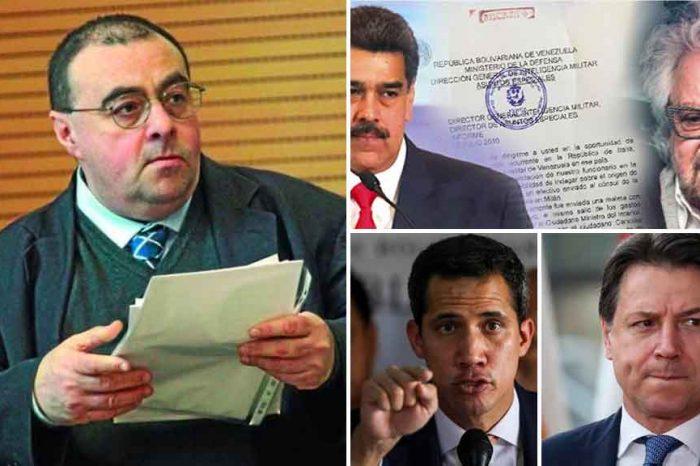 M5S e Venezuela, Giannuli: «Due opzioni: o un avvertimento degli USA o qualcuno vuole far cadere Conte»