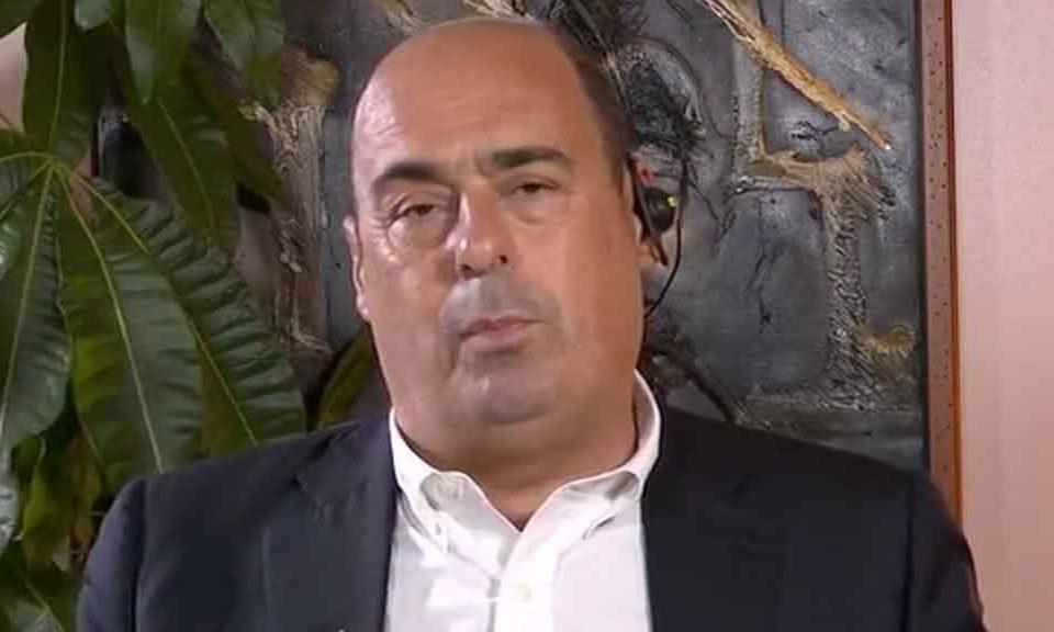 Zingaretti 'se ne frega di Di Maio'
