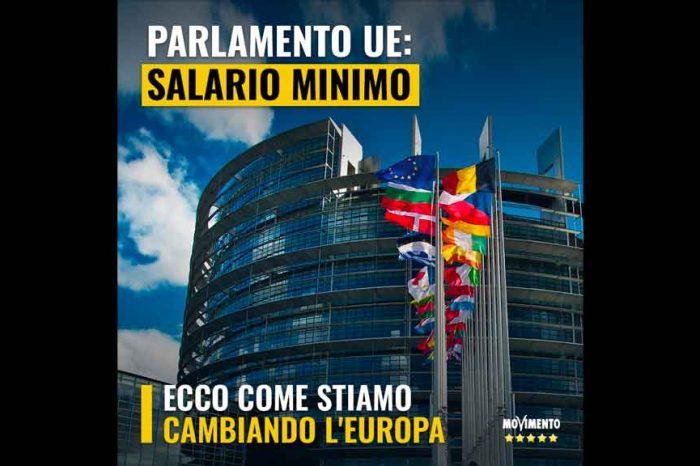 M5S: «Anche sul salario minimo abbiamo convinto l'Europa»