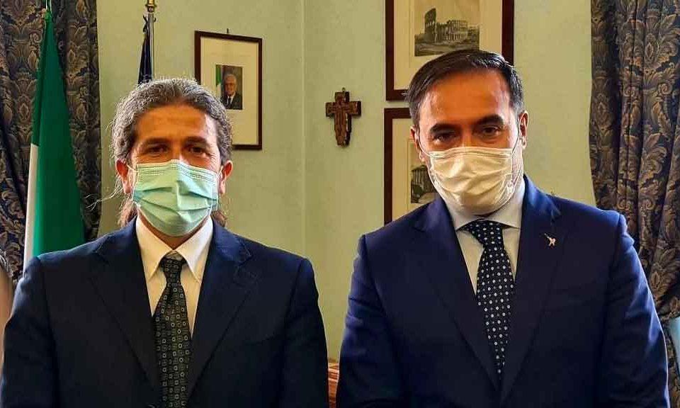Il Ministro Bianchi revoca l'incarico a Vespa. Azzolina: