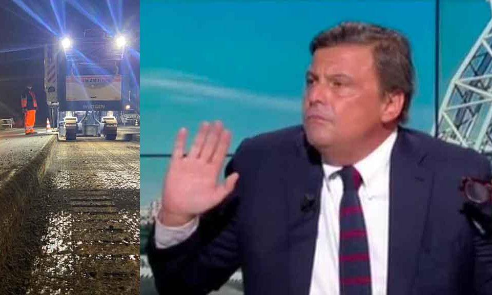 Roma, Meleo (M5S): «Calenda ha detto al Tg2 Post che con questa amministrazione le strade si rifanno scavando solo 2 cm. Dobbiamo ancora una volta smentirlo»